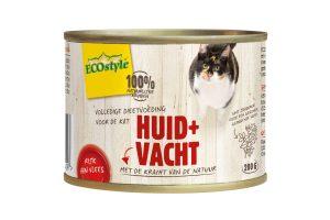 ECOstyle HUID + VACHT dieetvoeding kat blik
