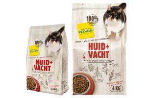 ECOstyle HUID + VACHT dieetvoeding kat