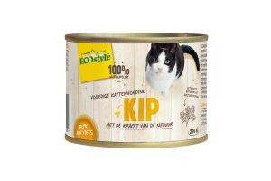 ECOstyle KIP kattenvoeding blik