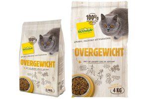 ECOstyle OVERGEWICHT dieetvoeding kat