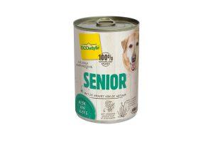 ECOstyle SENIOR hondenvoeding blik