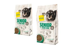 ECOstyle SENIOR kleine brok hondenvoeding