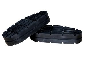 Easy Hoof Block rubber Comfort