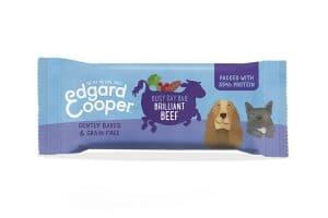 Edgard Cooper energiereep rund voor actieve honden met eiwitten