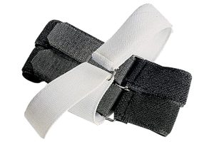 Elastische bevestiging met klittenband voor bandages