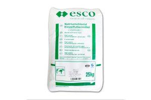 Esco veezout is een voederzout wat natriumtekorten in veevoeding aanvult.