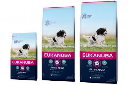 Eukanuba Active Adult Medium