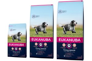 Eukanuba Caring Senior Medium