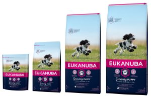 Eukanuba Growing Puppy Medium