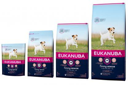 Eukanuba Caring Senior Small