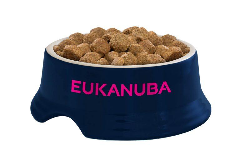 Impressie van de Eukanuba hondenbrok van grote rassen