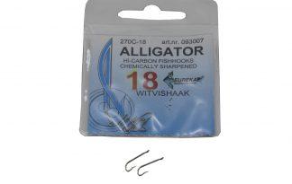 Eureka Alligator 270C vishaak