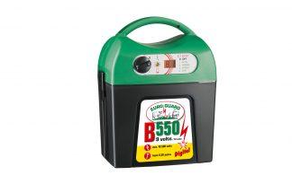 Euro Guard B 550 schrikdraadapparaat op batterij
