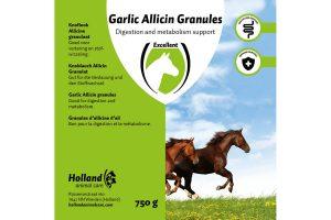 Excellent Garlic Allicin Granulaat (Knoflook Chips) - 750 gram