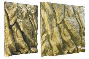 Exo Terra achterwand met steenmotief