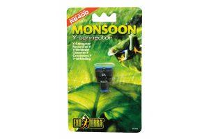 Exo Terra monsoon y-verbindingsstuk voor slang.