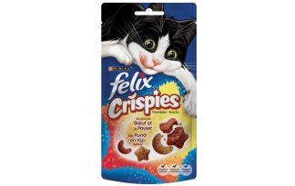 Felix Crispies rund en kip