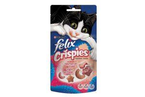 Felix Crispies zalm en forel