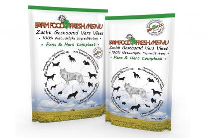 Farm Food Fresh Menu Pens en Hart Compleet