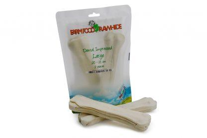 Farm Food Rawhide Dental Impressed Pouch verpakking large