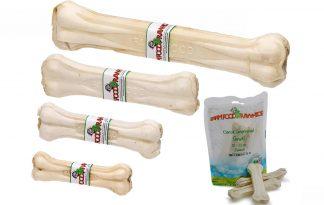 Farm Food Rawhide Dental Impressed