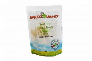 Farm Food Rawhide Dental Twist