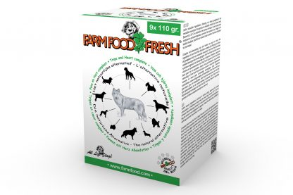 Farm Food Fresh Pens en Hart Compleet 9x110 gram