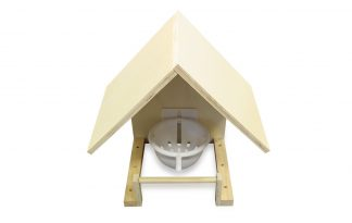 Fauna houten nestkapel