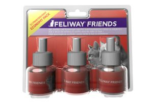 Feliway Friends navulling Tri-Pack