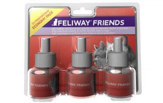 Feliway Friends navulling Tri-Pack