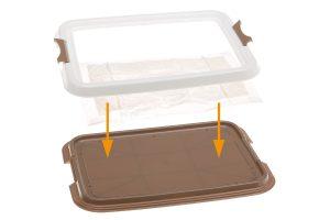 Ferplast Hygienic Pad Tray