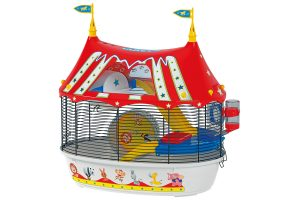 Ferplast Circus Fun knaagdierkooi