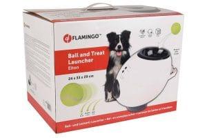 Het Flamingo HS Elton Interactief Apporteerspel is speciaal voor de actieve honden.