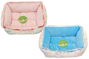 Divan Pluche supersoft mandje
