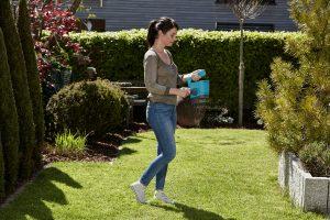 Gardena handstrooier M voor kunstmest