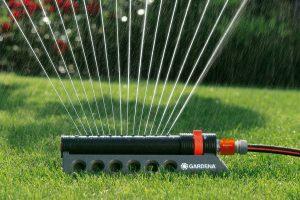 Gardena Comfort Aquazoom 250-1 zwenksproeier