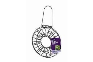 Gardman vetbolring heeft een fraaie ronde vormgeving. U kunt 8 vetbollen in de vetbolring plaatsen, waardoor u verscheidende vogels naar uw tuin lokt.