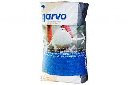 Garvo sierduif middelgrote rassen en kleurduiven met superkorn