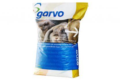 Garvo Konijnenvoer gemengd met wortel, 20 kg