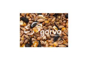 Garvo gebroken graan met gebroken grit en zonnepitten