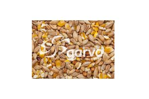 Garvo gemengd graan met gebroken mais
