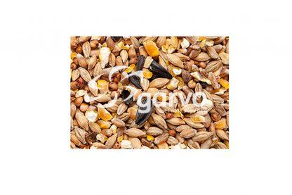 Garvo gebroken graan met gebroken mais en zonnepitten