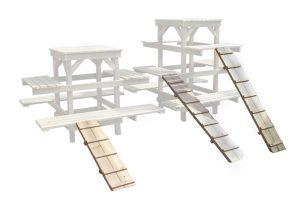 Speeltoestel trappen