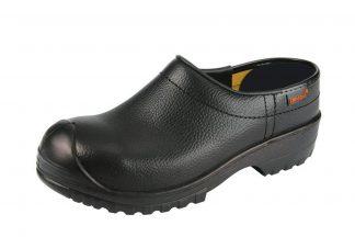 Gevavi Next gesloten flex schoenklomp zwart