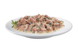 Gourmet Gold Luxe Mix zeevis en spinazie