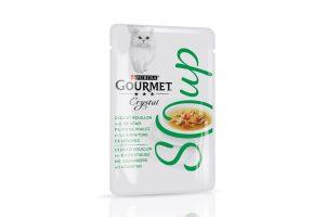 Gourmet Crystal soup met kip en groenten