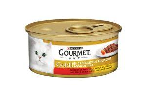 Gourmet Gold Cassolettes Duo van vlees