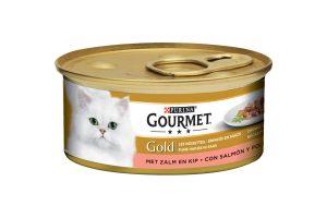 Gourmet Goldfijne hapjes metzalm & kip