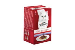 Gourmet Mon Petit Multipack rund