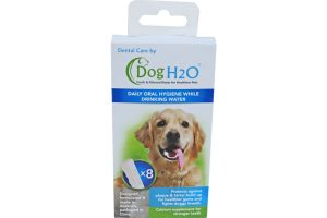 Dog H2O waterfontein Dental Care tabletten 8 stuks